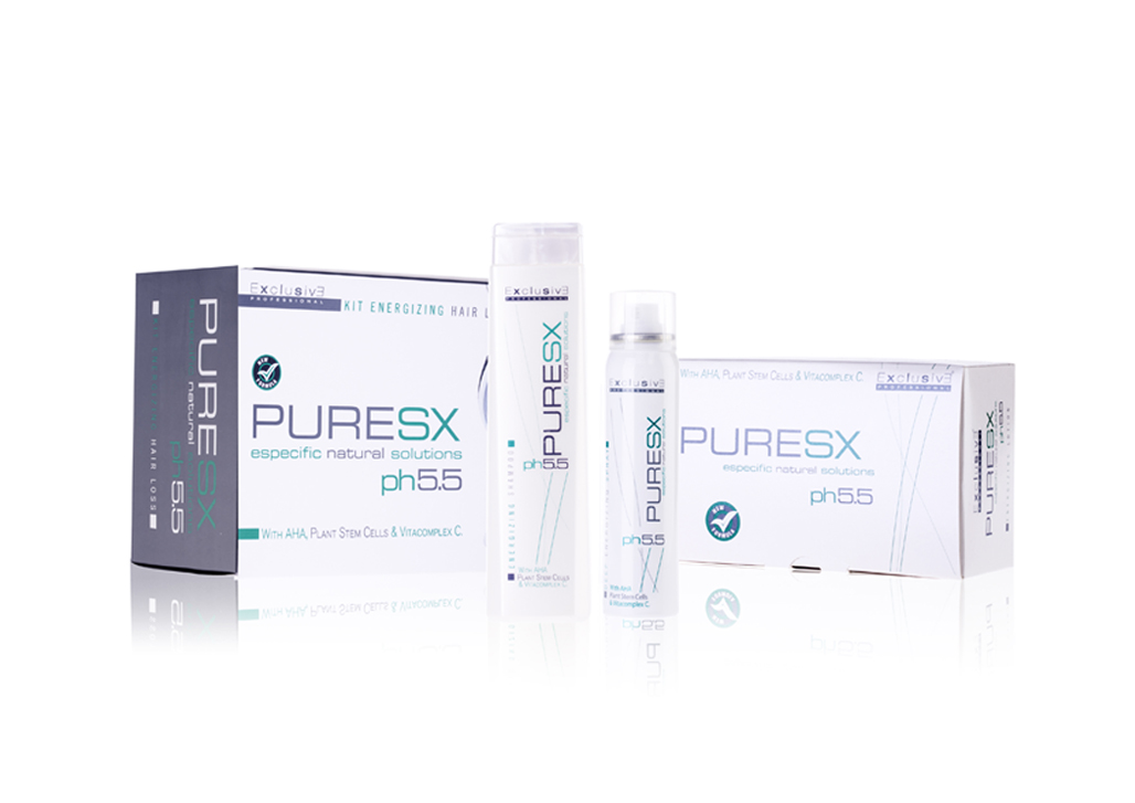 PURE SX - ANTI-HAIR LOSS