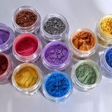 Pigmentos seleccionados de cobertura